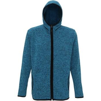 Textil Homem Casaco polar Tridri TR071 Safira/Pulga Negra