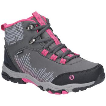 Sapatos Criança Sapatos de caminhada Cotswold  CINZA/PINK
