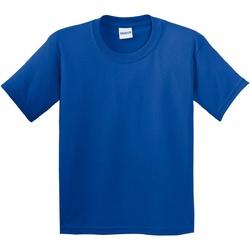 Textil Criança T-Shirt mangas curtas Gildan 64000B Real
