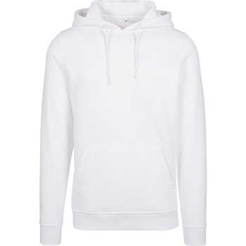 Textil Homem Sweats Build Your Brand BY011 Branco