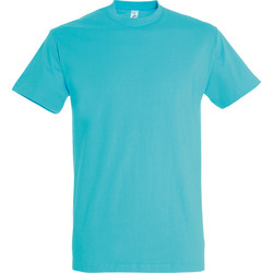 Textil Homem T-Shirt mangas curtas Sols 11500 Atol Azul