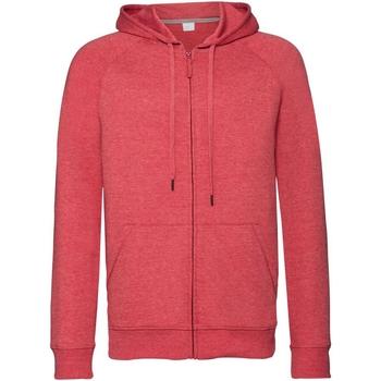 Textil Homem Sweats Russell J284M Marl vermelha