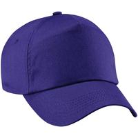 Acessórios Boné Beechfield B10 Púrpura
