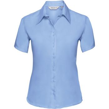 Textil Mulher camisas Russell 957F Céu Brilhante
