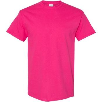 Textil Homem T-Shirt mangas curtas Gildan Heavy Helicônia