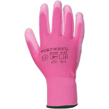 Acessórios Luvas Portwest PW081 Pink