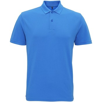 Textil Homem Polos mangas curta Asquith & Fox AQ017 Palácio Azul