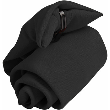 Textil Homem Gravatas e acessórios Premier  Preto
