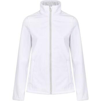 Textil Mulher Jaquetas Regatta TRA629 Aço Branco/ Aço Claro
