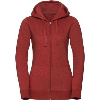 Textil Mulher Sweats Russell R263F Tijolo Vermelho Melange
