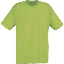Textil Homem T-Shirt mangas curtas Universal Textiles 61082 Verde Primavera