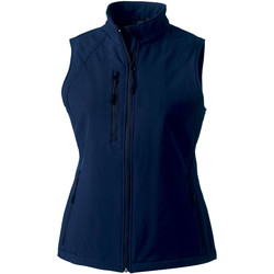 Textil Mulher Casacos de malha Russell R141F marinha francesa