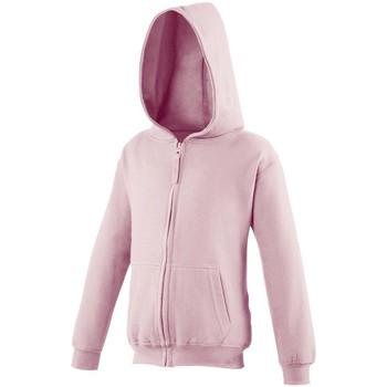 Textil Criança Sweats Awdis JH50J Baby Pink