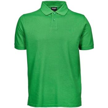 Textil Homem Polos mangas curta Tee Jays TJ1400 Verde Primavera
