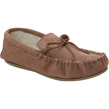 Sapatos Chinelos Eastern Counties Leather  Camelo