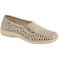 Sapatos Mulher Mocassins Boulevard  Pedra