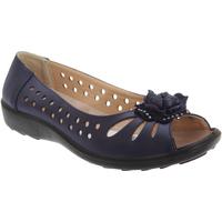 Sapatos Mulher Sandálias Boulevard  Azul-marinho