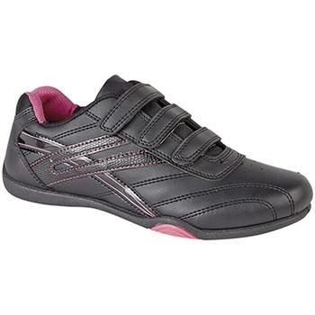 Sapatos Mulher Sapatilhas Dek Raven Negro/Fúcsia