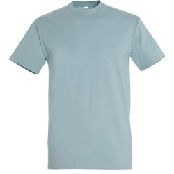 Textil Homem T-Shirt mangas curtas Sols 11500 Azul gelo