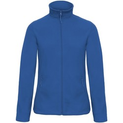 Textil Mulher Casaco polar B And C FWI51 Royal Blue