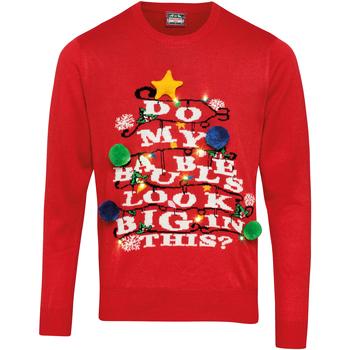 Textil camisolas Christmas Shop CS036 Vermelho