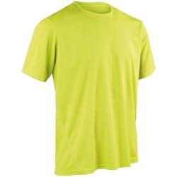 Textil Homem T-Shirt mangas curtas Spiro S253M Verde lima