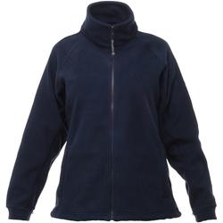 Textil Mulher Casaco polar Regatta TRF541 Marinha Negra