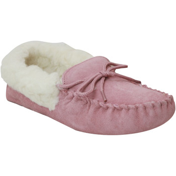 Sapatos Mulher Chinelos Eastern Counties Leather  Pink