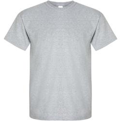 Textil Homem T-Shirt mangas curtas Gildan Ultra Sport Grey