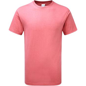 Textil Homem T-Shirt mangas curtas Gildan H000 Seda Coral