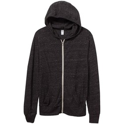 Textil Homem Sweats Alternative Apparel AT002 Eco Negro