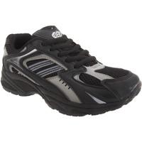 Sapatos Rapaz Sapatilhas Dek Venus III Preto/Carvão Cinza