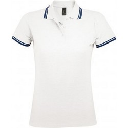 Textil Mulher Polos mangas curta Sols 10578 Branco/Navio