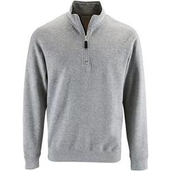 Textil Homem camisolas Sols 2088 Grey Marl