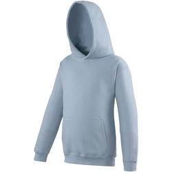 Textil Criança Sweats Awdis JH01J Azul Céu