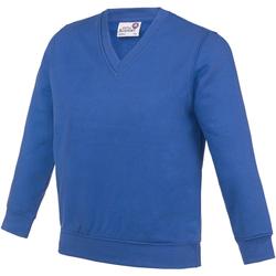 Textil Criança Sweats Awdis AC03J Royal Blue