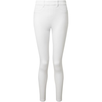 Textil Mulher Collants Asquith & Fox AQ062 Branco