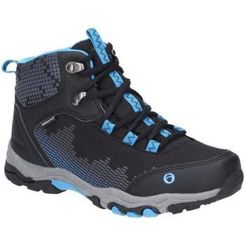 Sapatos Criança Sapatos de caminhada Cotswold  PRETO/ AZUL