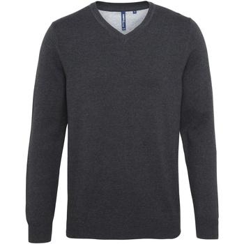 Textil Homem camisolas Asquith & Fox AQ042 Urze Negra