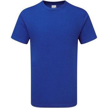 Textil Homem T-Shirt mangas curtas Gildan H000 Esporte Royal