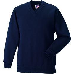 Textil Criança Sweats Jerzees Schoolgear 272B marinha francesa