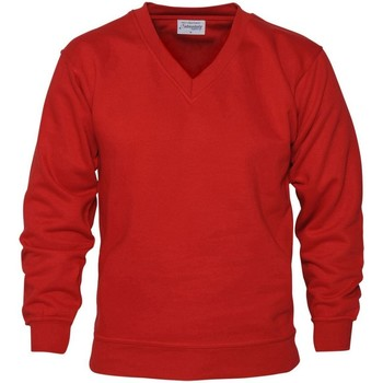 Textil Homem Sweats Absolute Apparel  Vermelho