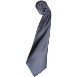 Textil Homem Gravatas e acessórios Premier Satin Aço