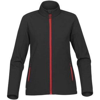 Textil Mulher Jaquetas Stormtech KSB-1W Preto/Branco Vermelho