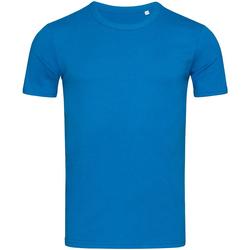 Textil Homem T-Shirt mangas curtas Stedman Stars Morgan Rei Azul