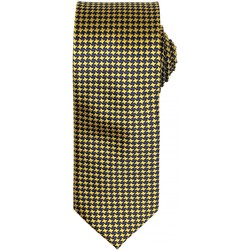 Textil Homem Gravatas e acessórios Premier PR787 Ouro