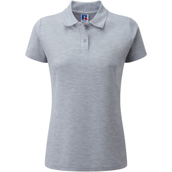 Textil Mulher Polos mangas curta Jerzees Colours 539F Oxford leve