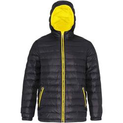 Textil Homem Quispos 2786 TS016 Preto/Branco Amarelo