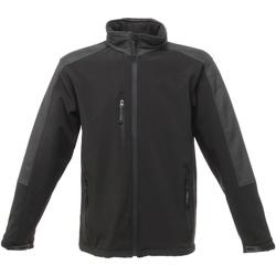 Textil Homem Jaquetas Regatta TRA650 Preto/preto