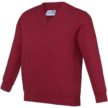 Textil Criança camisolas Awdis AC03J Claret